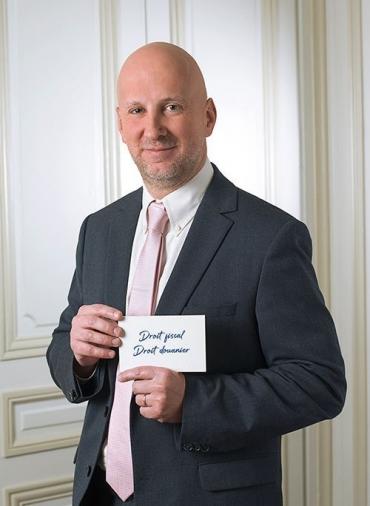 Guillaume <span>CACARIÉ</span><br> Avocat Associé